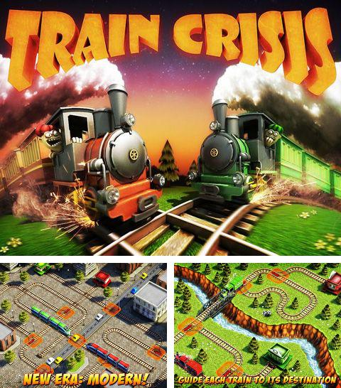 In addition to the game Eggs in space for iPhone, iPad or iPod, you can also download Train Crisis Plus for free.