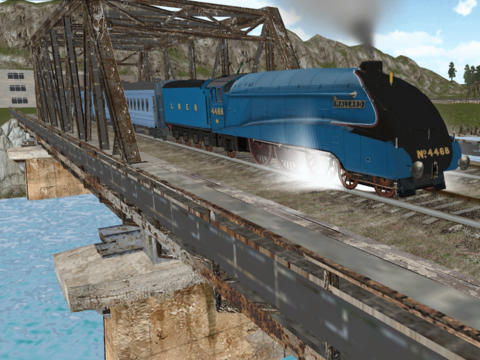 Descarga gratuita de Train sim para iPhone, iPad y iPod.