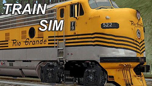 Train sim builder iPhone game - free  Download ipa for iPad