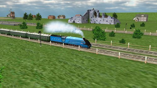 Descarga gratuita de Train sim builder para iPhone, iPad y iPod.