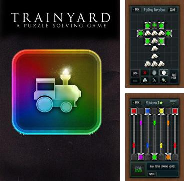 In addition to the game Minigore 2: Zombies for iPhone, iPad or iPod, you can also download Trainyard for free.