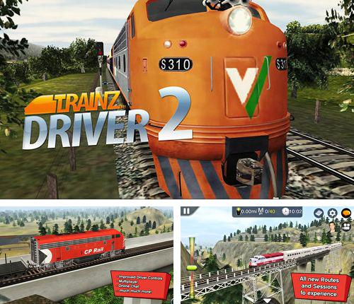 Кроме игры Уничтожение роботов для iPhone, можно бесплатно скачать Trainz driver 2, Машинист 2 для iPad, iPhone, iPod.