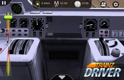 Download Trainz Driver - train driving game and realistic railroad simulator iPhone free game.