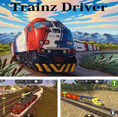 Alem do jogo Grand Theft Auto 3 para iPhone, iPad ou iPod, voce tambem pode baixar Motorista de trem - Simulador de ferroviário, Trainz Driver - train driving game and realistic railroad simulator gratuitamente.