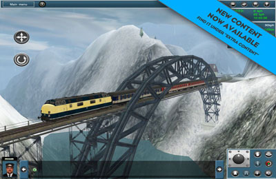 Download Trainz Simulator iPhone free game.
