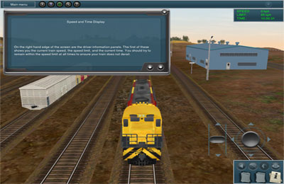 下载免费 iPhone、iPad 和 iPod 版Trainz Simulator。