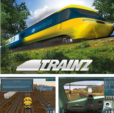 In addition to the game Clouds & sheep for iPhone, iPad or iPod, you can also download Trainz Simulator for free.