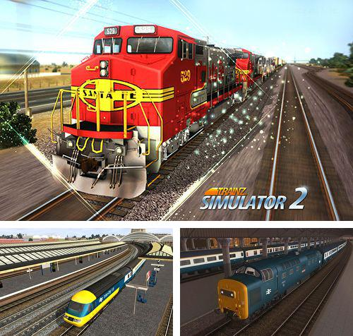 除了 iPhone、iPad 或 iPod 游戏,您还可以免费下载Trainz simulator 2, 。