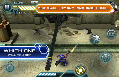 Download Shadow fight 2 iPhone free game.