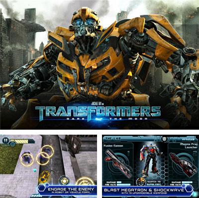 In addition to the game Super Tank Battle for iPhone, iPad or iPod, you can also download TRANSFORMERS 3 for free.