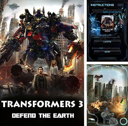 In addition to the game Heroes Call for iPhone, iPad or iPod, you can also download Transformers 3: Defend the earth for free.