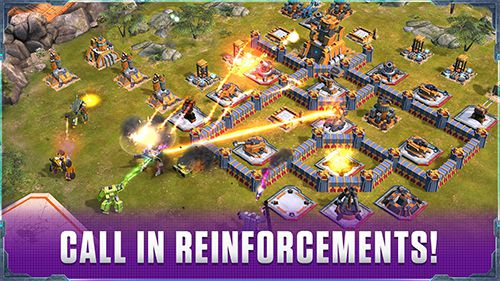 Free Transformers: Earth wars download for iPhone, iPad and iPod.