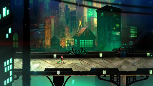 Descarga gratuita de Transistor para iPhone, iPad y iPod.