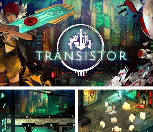 In addition to the game Anomaly 2 for iPhone, iPad or iPod, you can also download Transistor for free.