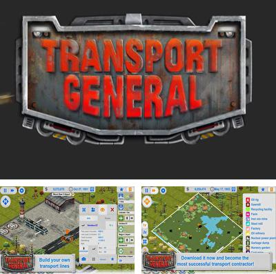 In addition to the game Brickshooter Egypt Premium for iPhone, iPad or iPod, you can also download Transport General for free.
