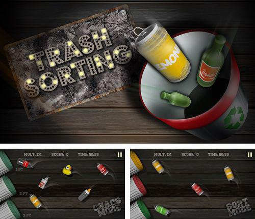 In addition to the game Jaws Revenge for iPhone, iPad or iPod, you can also download Trash sorting for free.