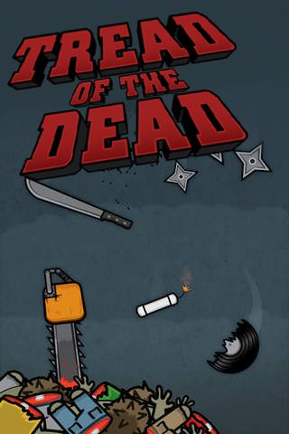 Tread of the dead