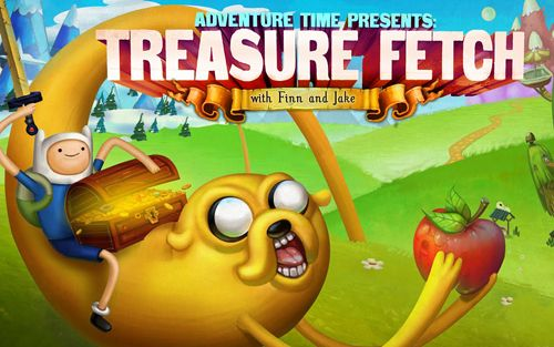 Treasure fetch: Adventure time
