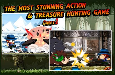 Download Treasure Jones iPhone free game.