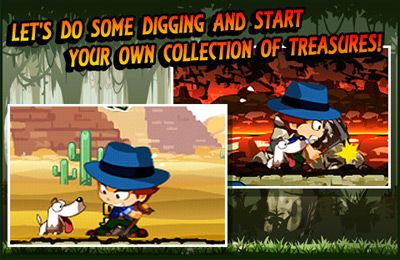 Free Treasure Jones download for iPhone, iPad and iPod.