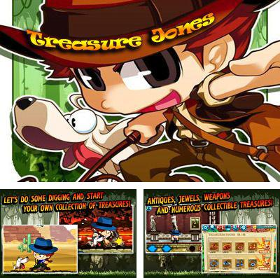 In addition to the game Spectrum for iPhone, iPad or iPod, you can also download Treasure Jones for free.