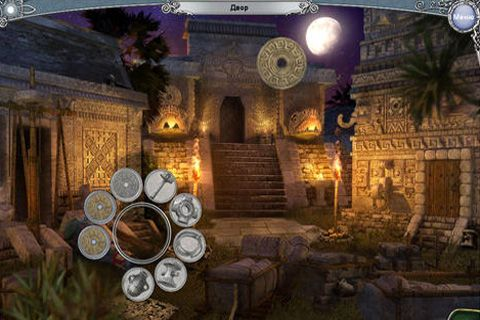 Screenshots vom Spiel Treasure Seekers 4: The Time Has Come für iPhone, iPad oder iPod.
