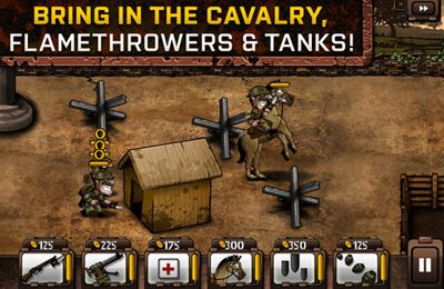Download Trenches 2 iPhone free game.