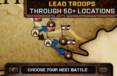 Descarga gratuita de Trenches 2 para iPhone, iPad y iPod.