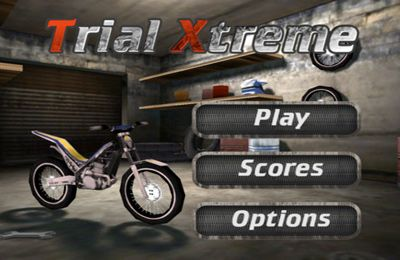 Trial Xtreme 1 iPhone game - free. Download ipa for iPad,iPhone,iPod.