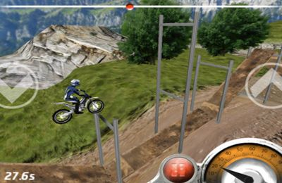 Screenshots do jogo Trial Xtreme 1 para iPhone, iPad ou iPod.