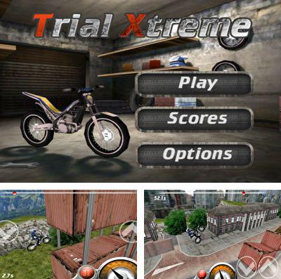 In addition to the game Blind ninja: Sing for iPhone, iPad or iPod, you can also download Trial Xtreme 1 for free.
