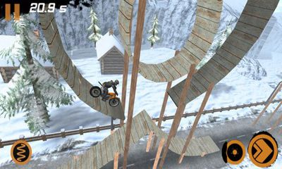 Descarga gratuita de Trial Xtreme 2 Winter Edition para iPhone, iPad y iPod.