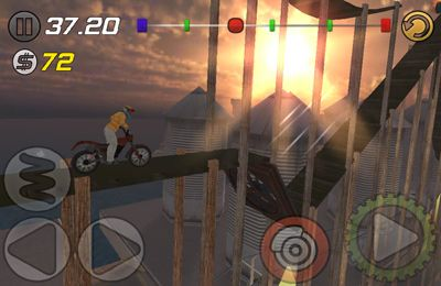 Screenshots vom Spiel Rogue Racing für iPhone, iPad oder iPod.