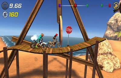 Capturas de pantalla del juego Trial Xtreme 3 para iPhone, iPad o iPod.