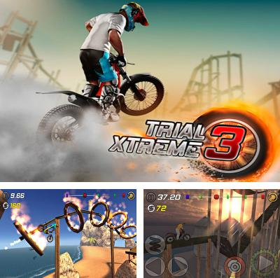 In addition to the game Siege Hero for iPhone, iPad or iPod, you can also download Trial Xtreme 3 for free.