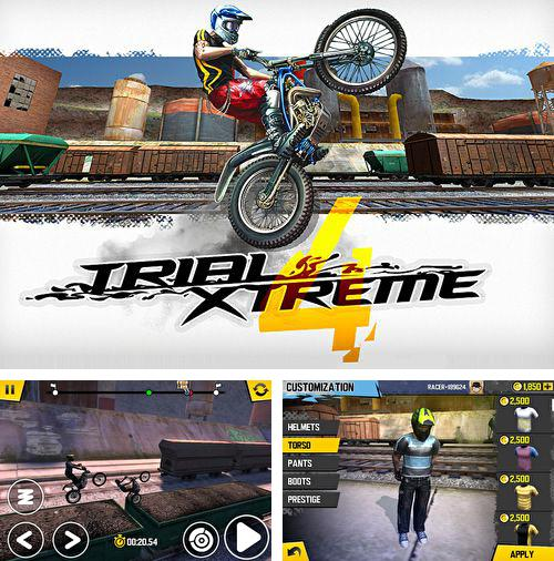 In addition to the game Escape from Doom for iPhone, iPad or iPod, you can also download Trial xtreme 4 for free.
