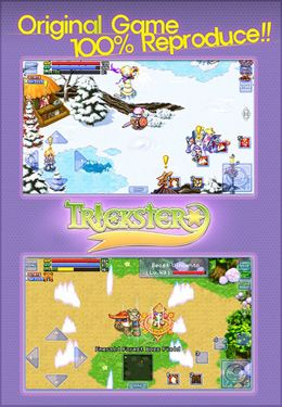 Download Trickster iPhone free game.