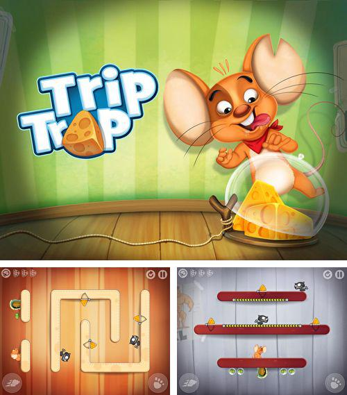 In addition to the game Final Fantasy IV: The After Years for iPhone, iPad or iPod, you can also download Trip trap for free.