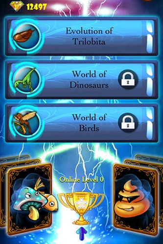 Capturas de pantalla del juego Triple lab G para iPhone, iPad o iPod.