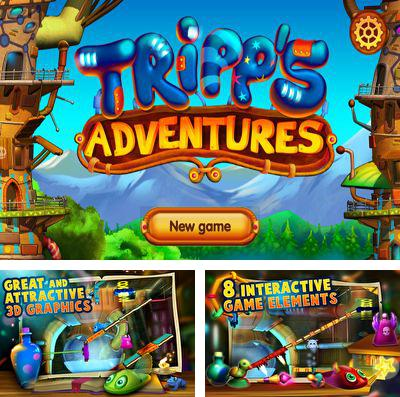 In addition to the game Crazy chicken: Director's cut for iPhone, iPad or iPod, you can also download Tripp's Adventures for free.