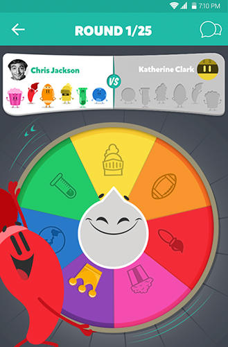 Screenshots of the Trivia crack game for iPhone, iPad or iPod.