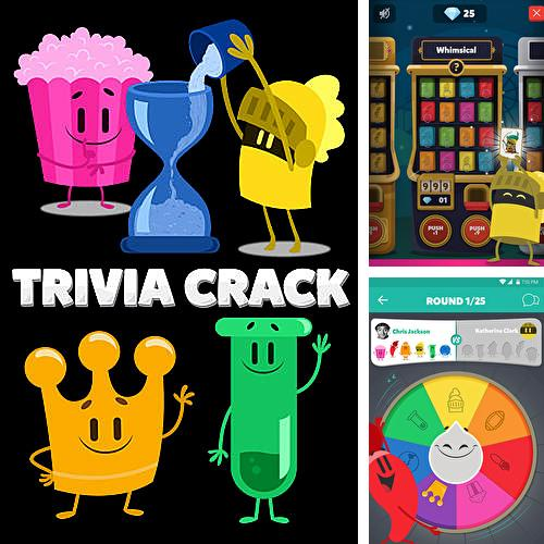 In addition to the game Atomic Frogs for iPhone, iPad or iPod, you can also download Trivia crack for free.