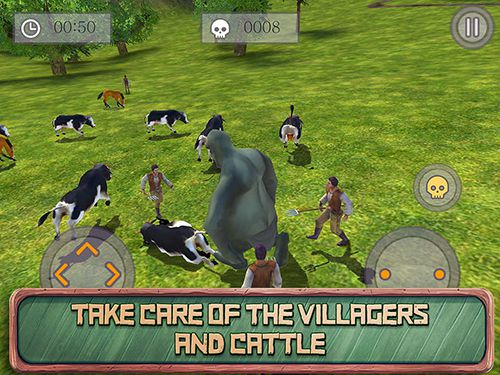 Descarga gratuita de Troll revenge 3D: Deluxe para iPhone, iPad y iPod.