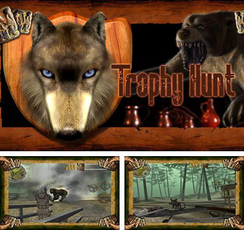 In addition to the game Sniper 2 for iPhone, iPad or iPod, you can also download Trophy hunt pro for free.