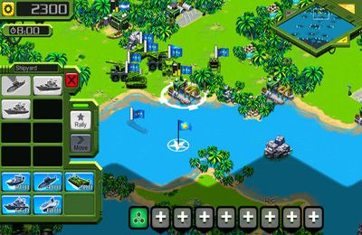 Capturas de pantalla del juego Tropical Stormfront para iPhone, iPad o iPod.