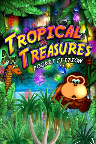 Tropical treasures: Pocket edition