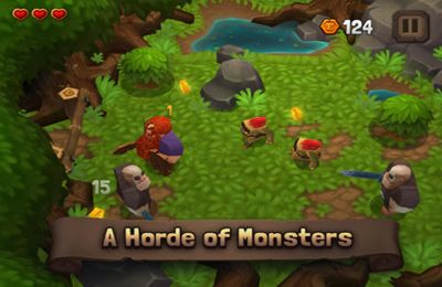 Capturas de pantalla del juego Trouserheart para iPhone, iPad o iPod.