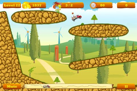 Free Truck go download for iPhone, iPad and iPod.