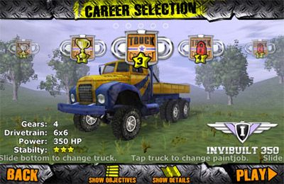 Download Truck Jam iPhone free game.