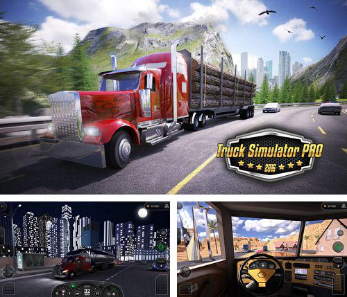 In addition to the game NBA 2K18 for iPhone, iPad or iPod, you can also download Truck simulator pro 2016 for free.